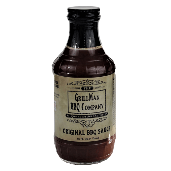 Our delicious original BBQ sauce | Grillman BBQ Company