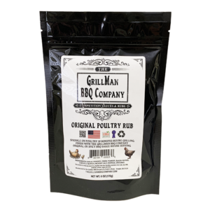 Our original poultry rub, for an old fashioned grilling experience. | Grillman BBQ Company